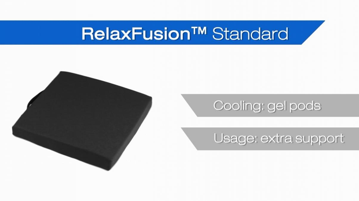Relax Fusion Seat Cushion