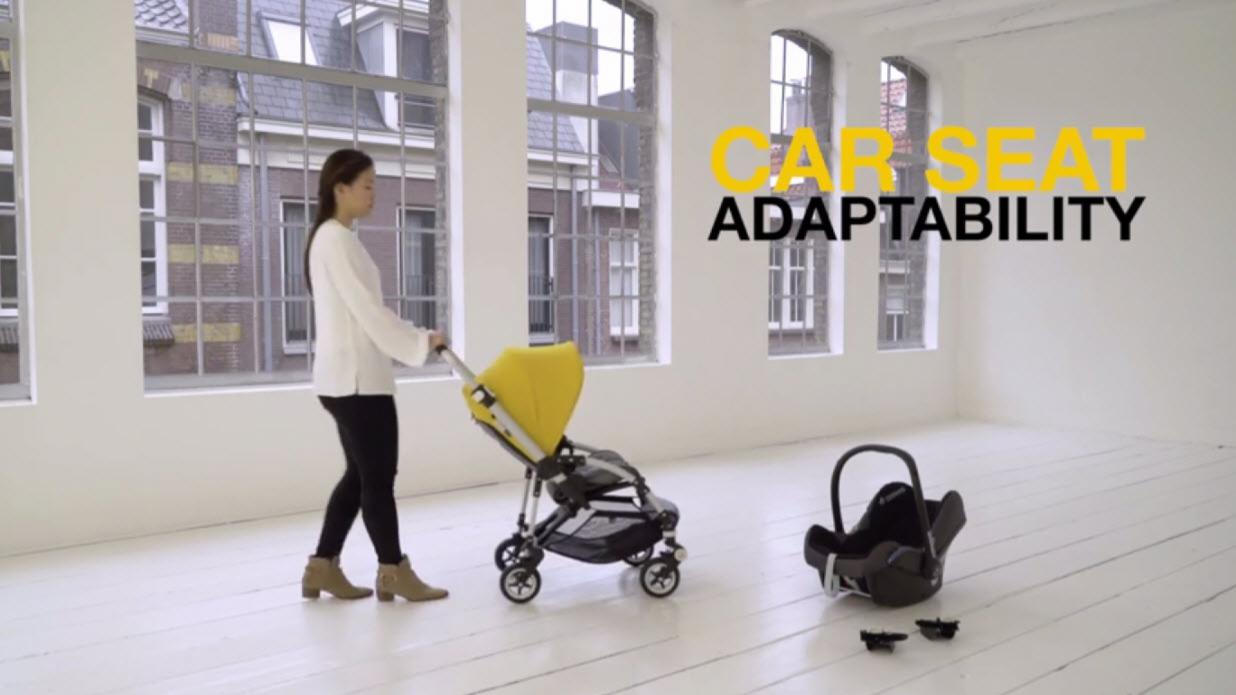 Bugaboo Bee5 Carseat Adaptability