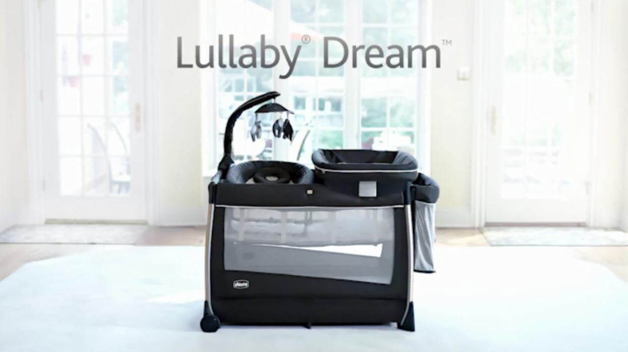 Chicco Lullaby Dream Playard