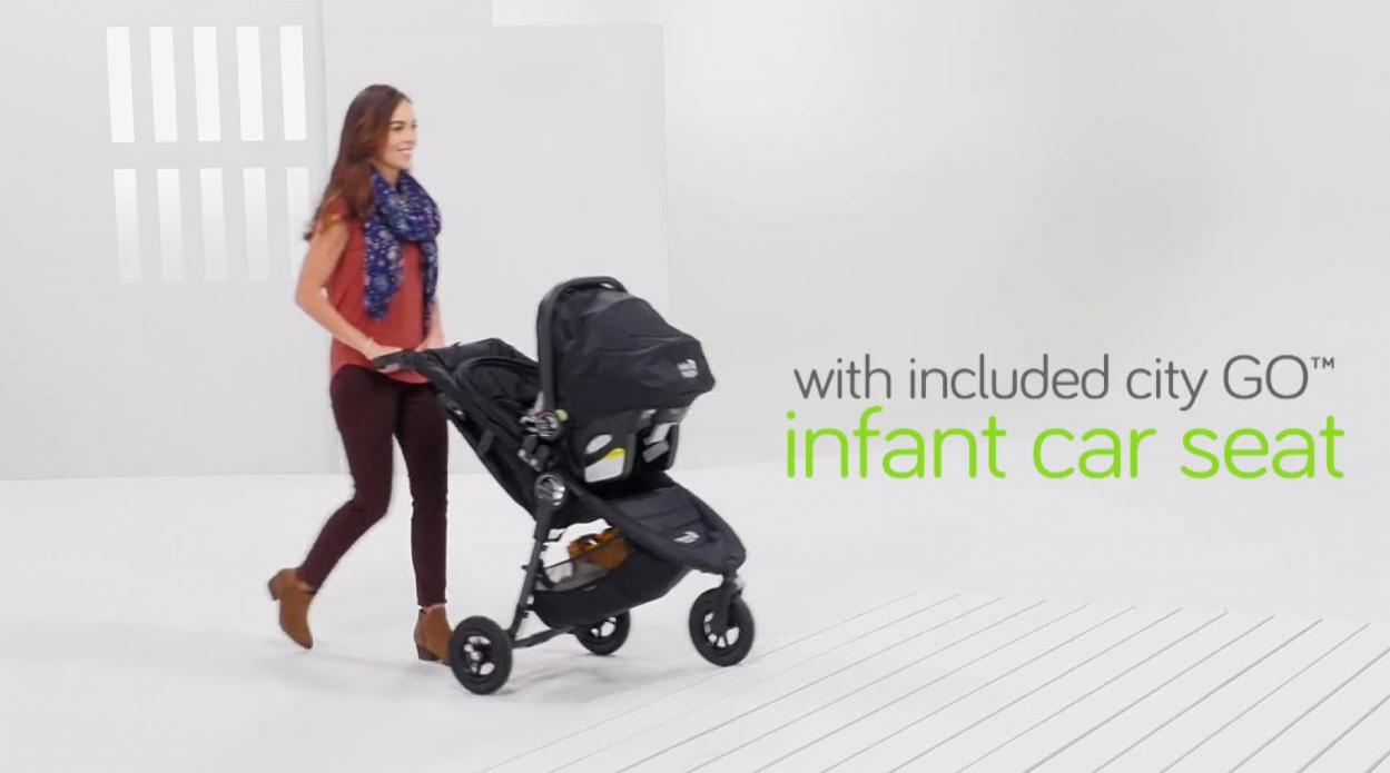 b34bea67c Baby Jogger® City Mini GT Travel System in Charcoal
