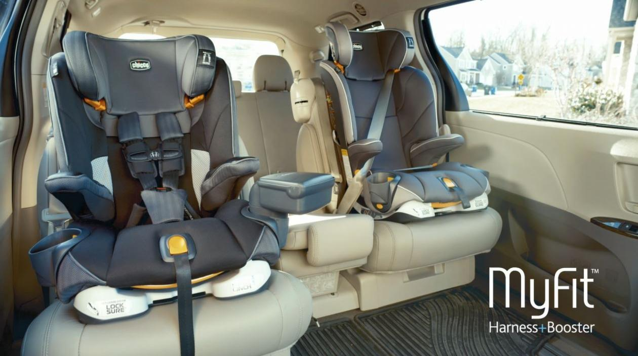ChiccoR MyFitTM Harness Booster Seat