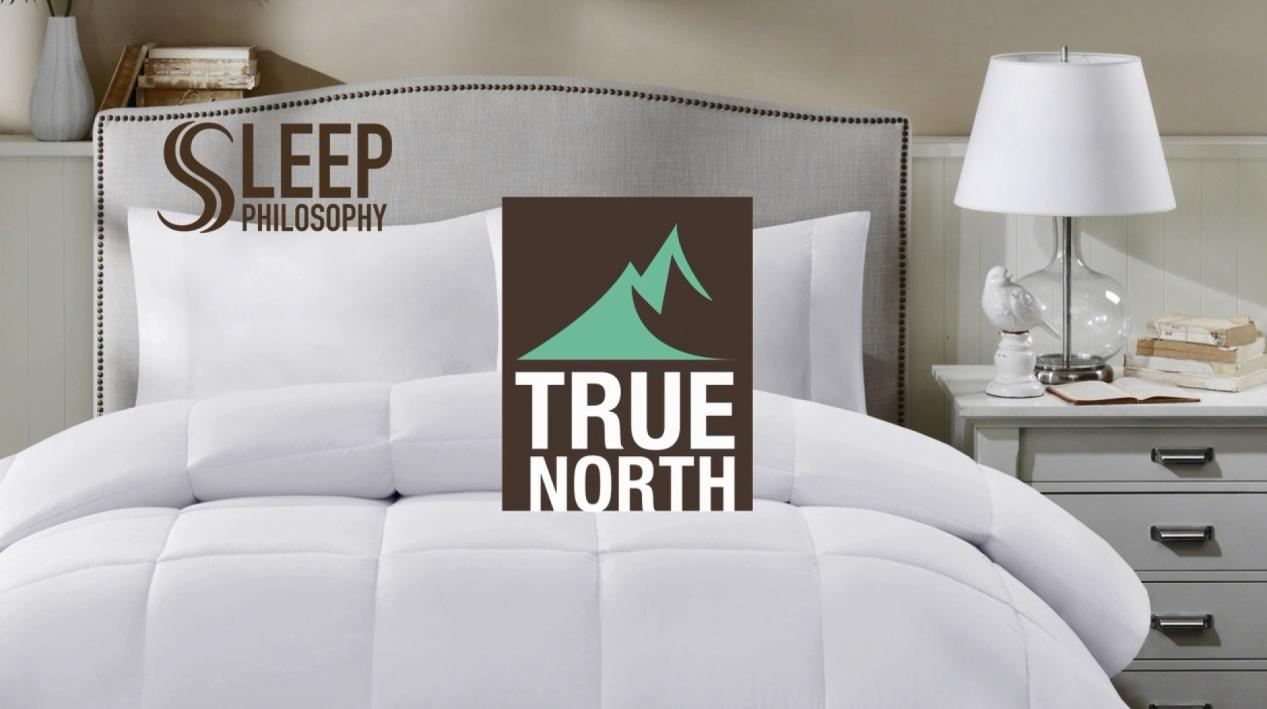 True North 3M Northfield Supreme Down Blend Comforter