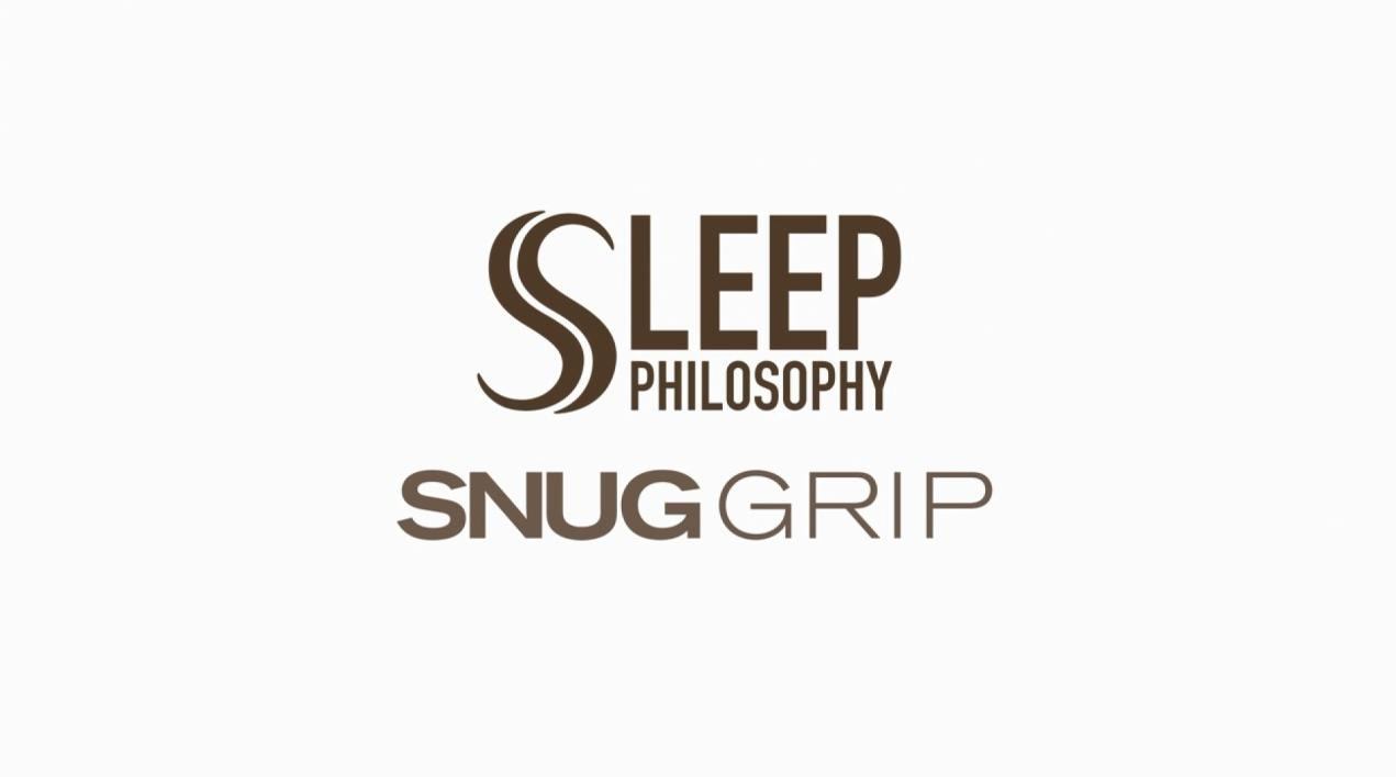 Sleep Philosophy Snug Grip 300-Thread-Count Sheet Sets