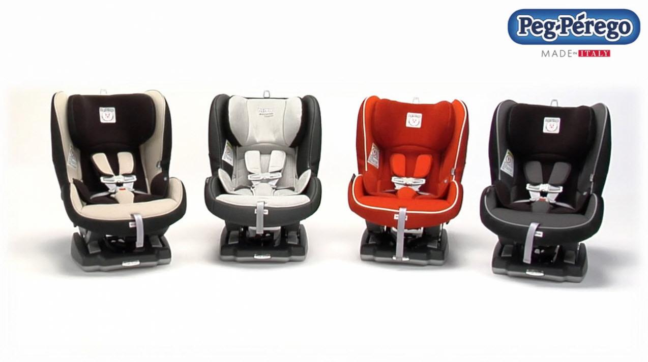 Peg Perego Primo Viaggio SIP Convertible Car Seat In Atmosphere Video