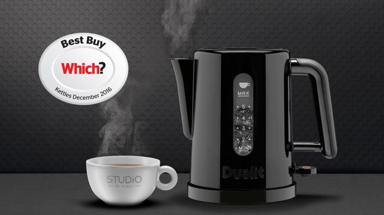 Studio by Dualit™ Kettle