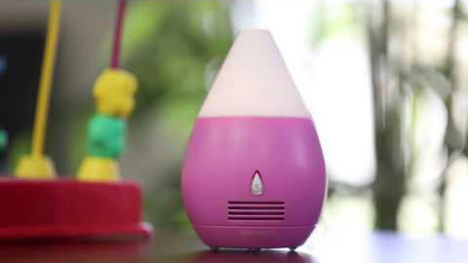 SpaRoom Kids Korner Mini Scentifier Children's Essential Oil Fan Diffuser