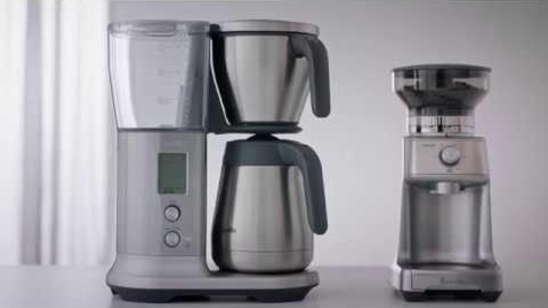 the Breville Precision Brewer™ - Over Ice