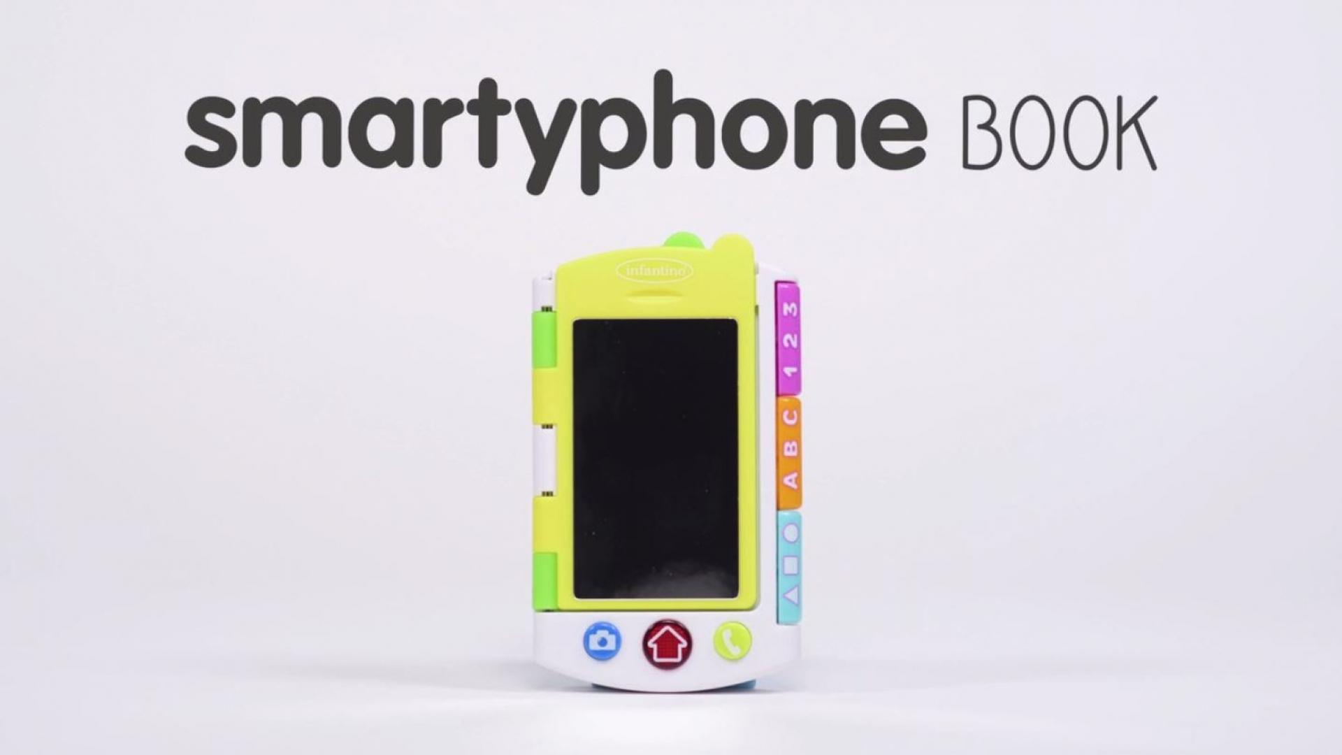 Smartyphone Book - Infantino Noodling Collection
