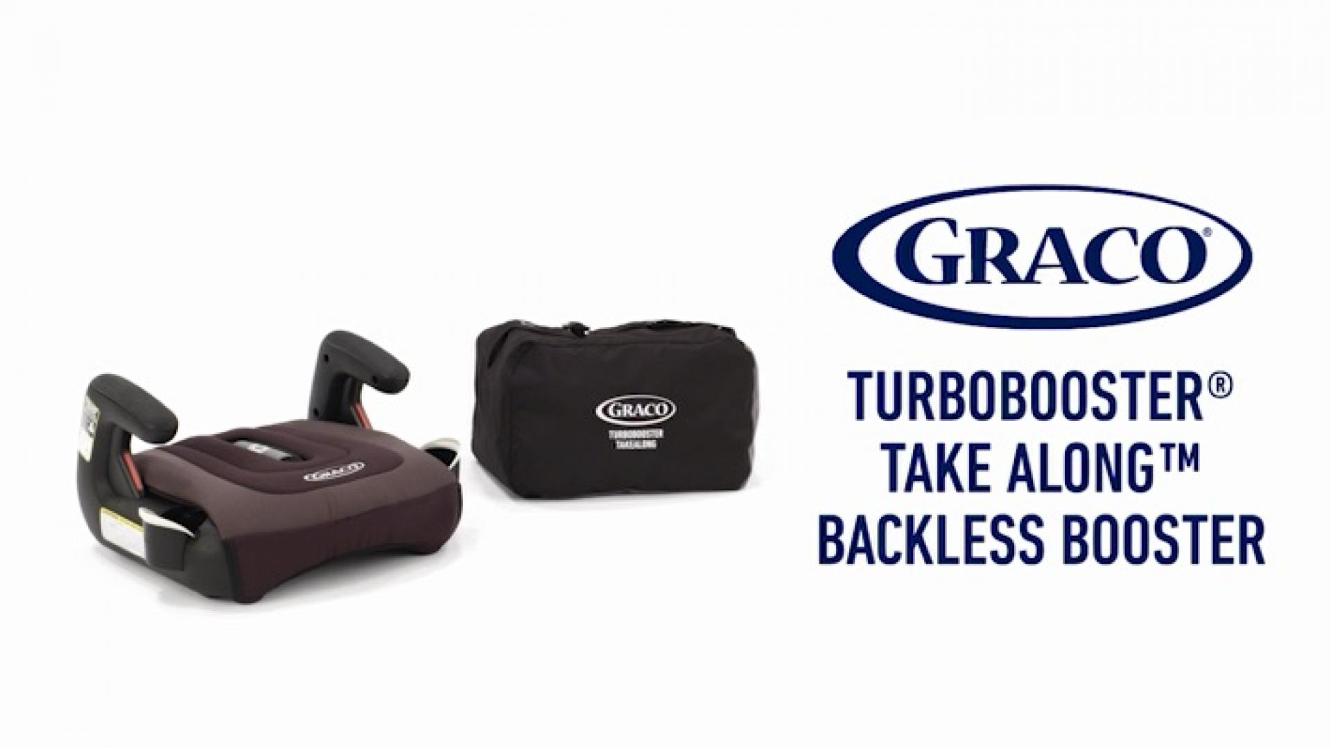 Graco TurboBooster TakeAlong Backless Booster