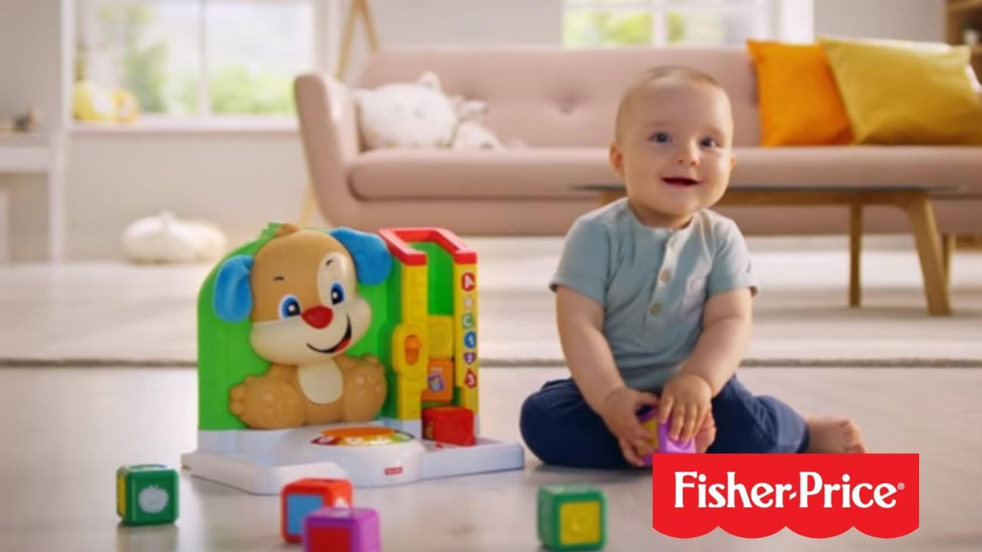 Laugh & Learn First Words Puppy | Fisher-Price