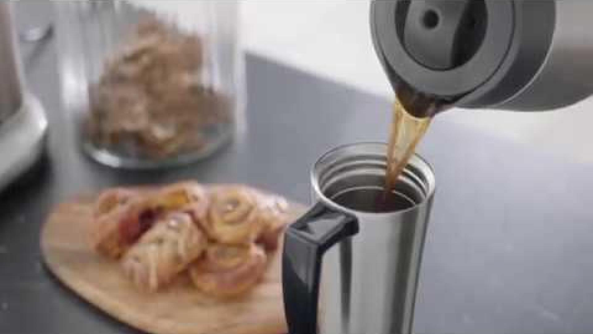 the Breville Precision Brewer™ - Strong Mode