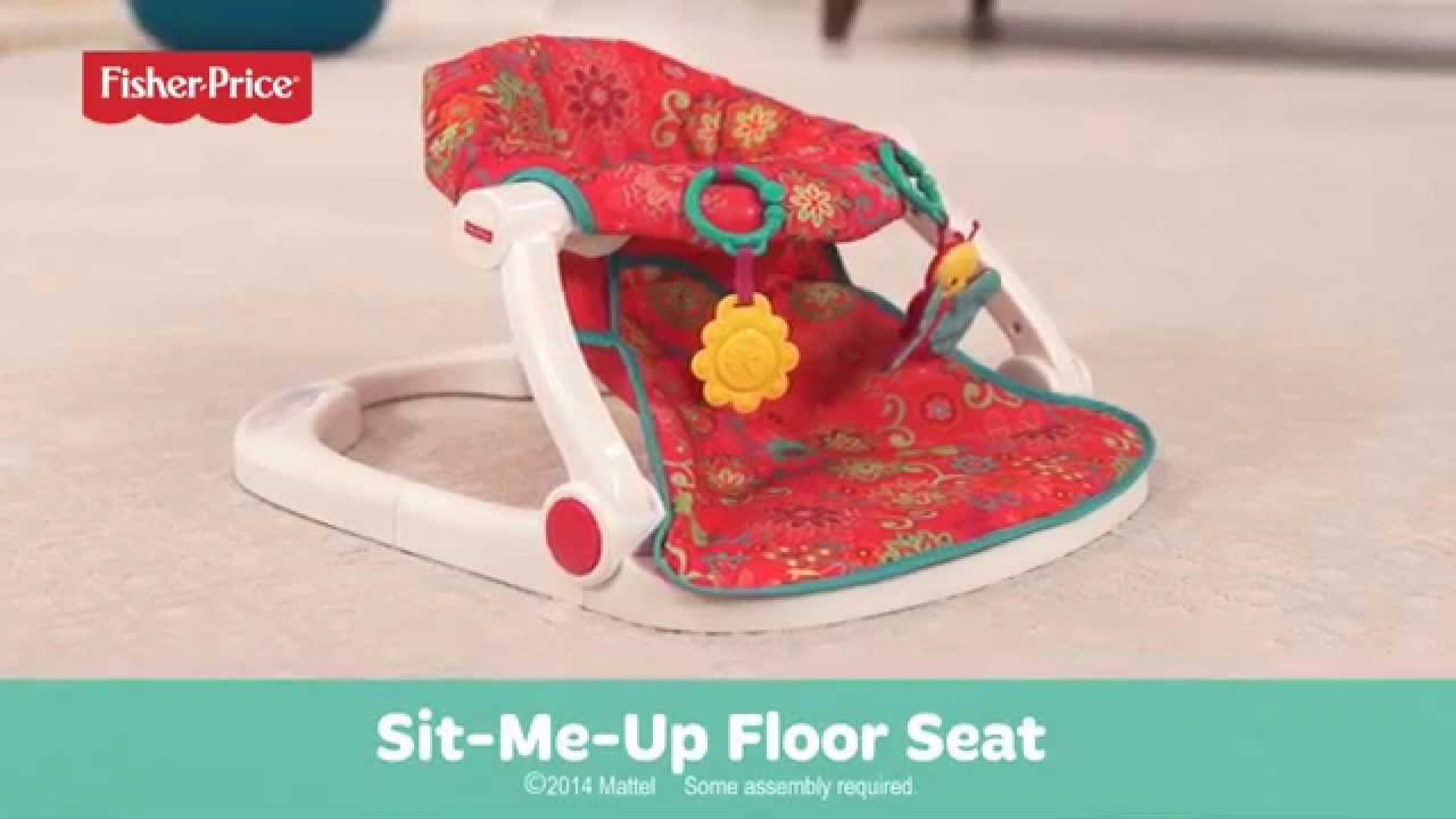 Sit Me-Up Floor Seat - Demo