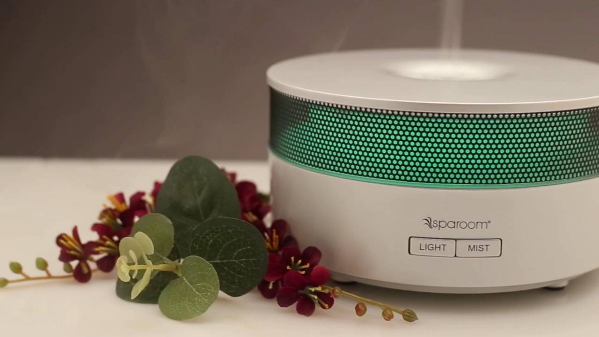 AromaMist Ultrasonic Diffusing Mister