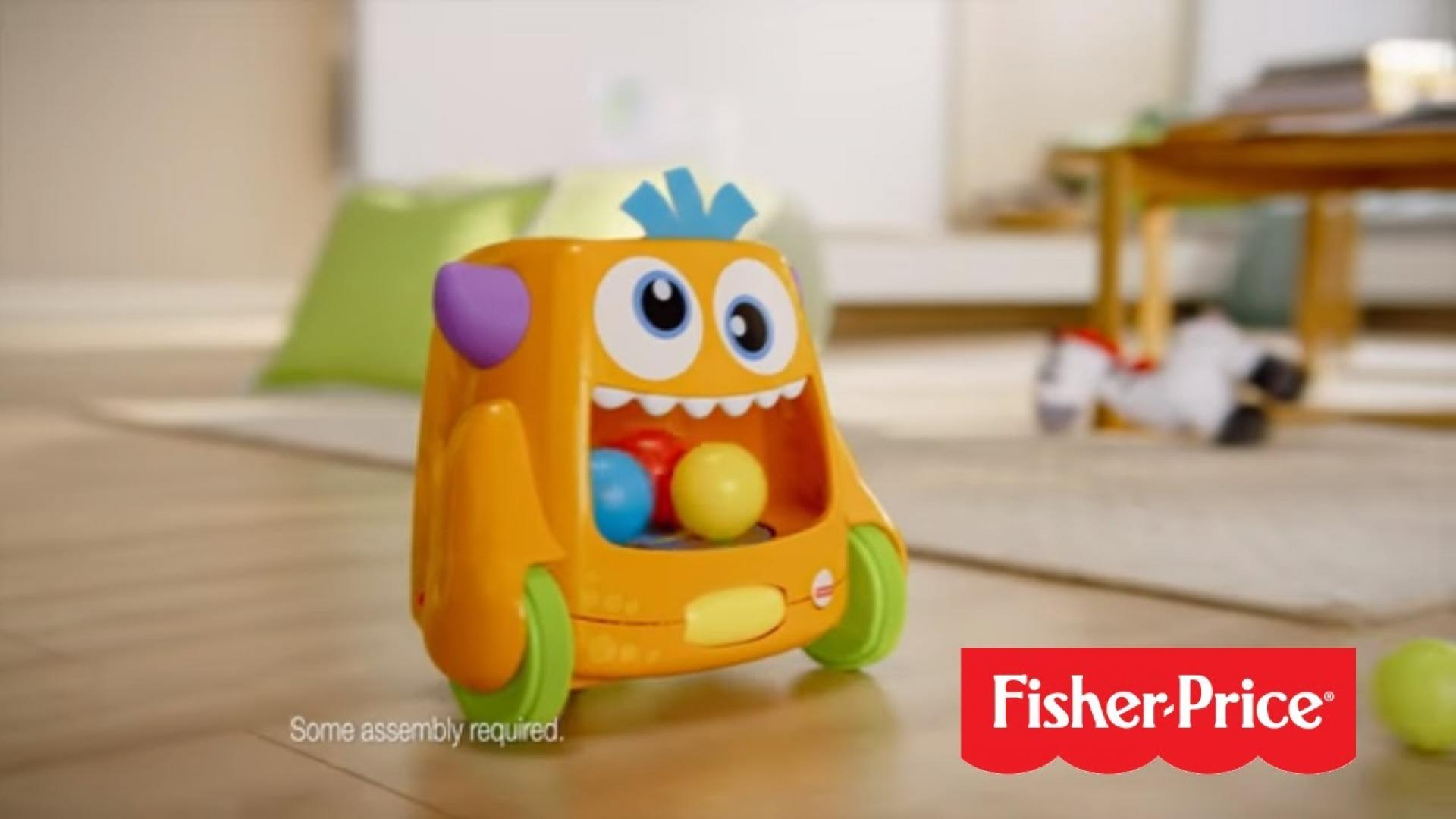 Zoom & Crawl Monster | Fisher-Price