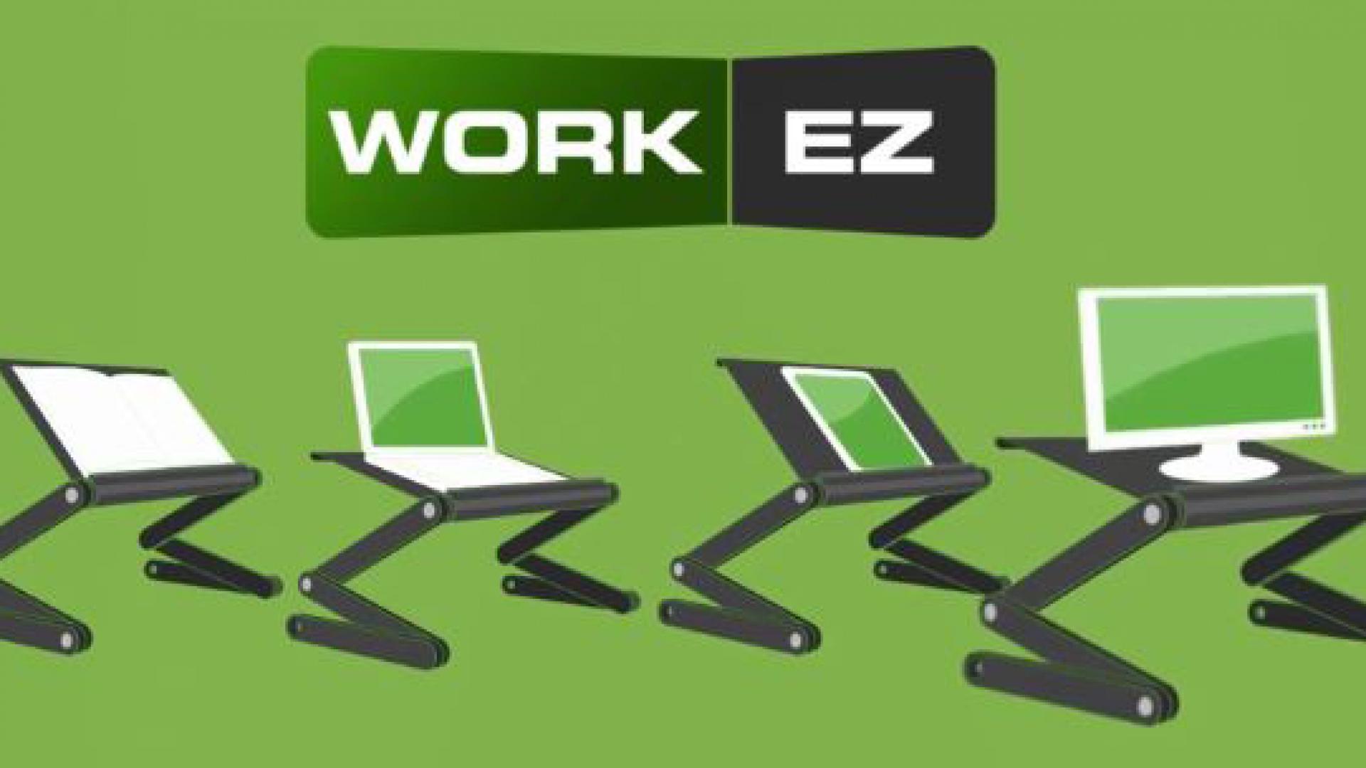 Uncaged Ergonomics Workez Executive Adjustable Laptop