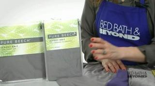 Pure BeechR 100 Modal Jersey Knit Sheet Set