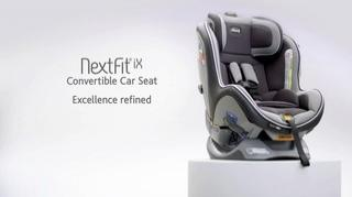 Chicco® NextFit® iX Zip Convertible Car Seat