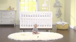 Just Born® Mix & Match Safe Sleep Fresh Air Crib Liner