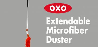 593966d852 OXO Good Grips® Microfiber Extendable Duster