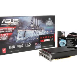 ASUS Radeon RX 480 RX480-8G Video Card
