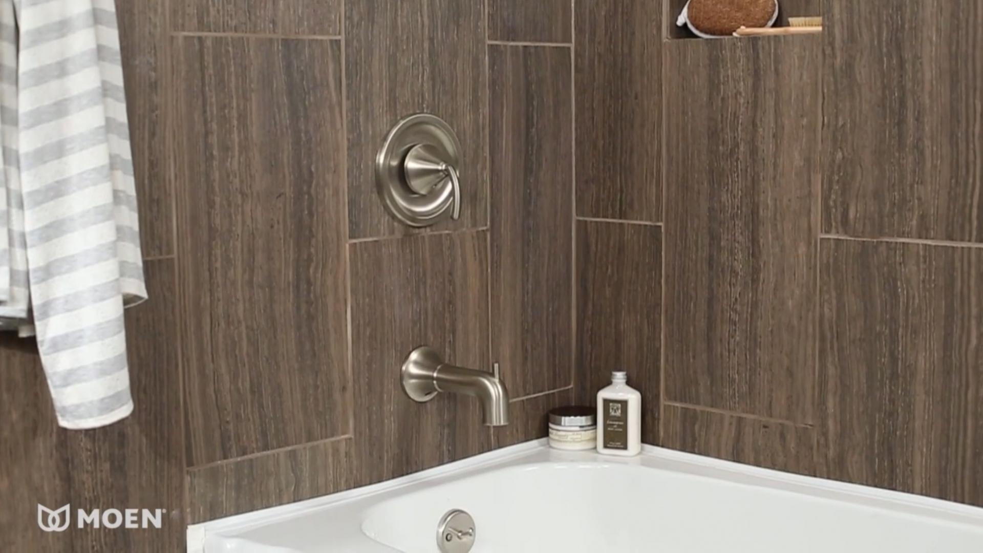 Moen Tub and Shower Faucet