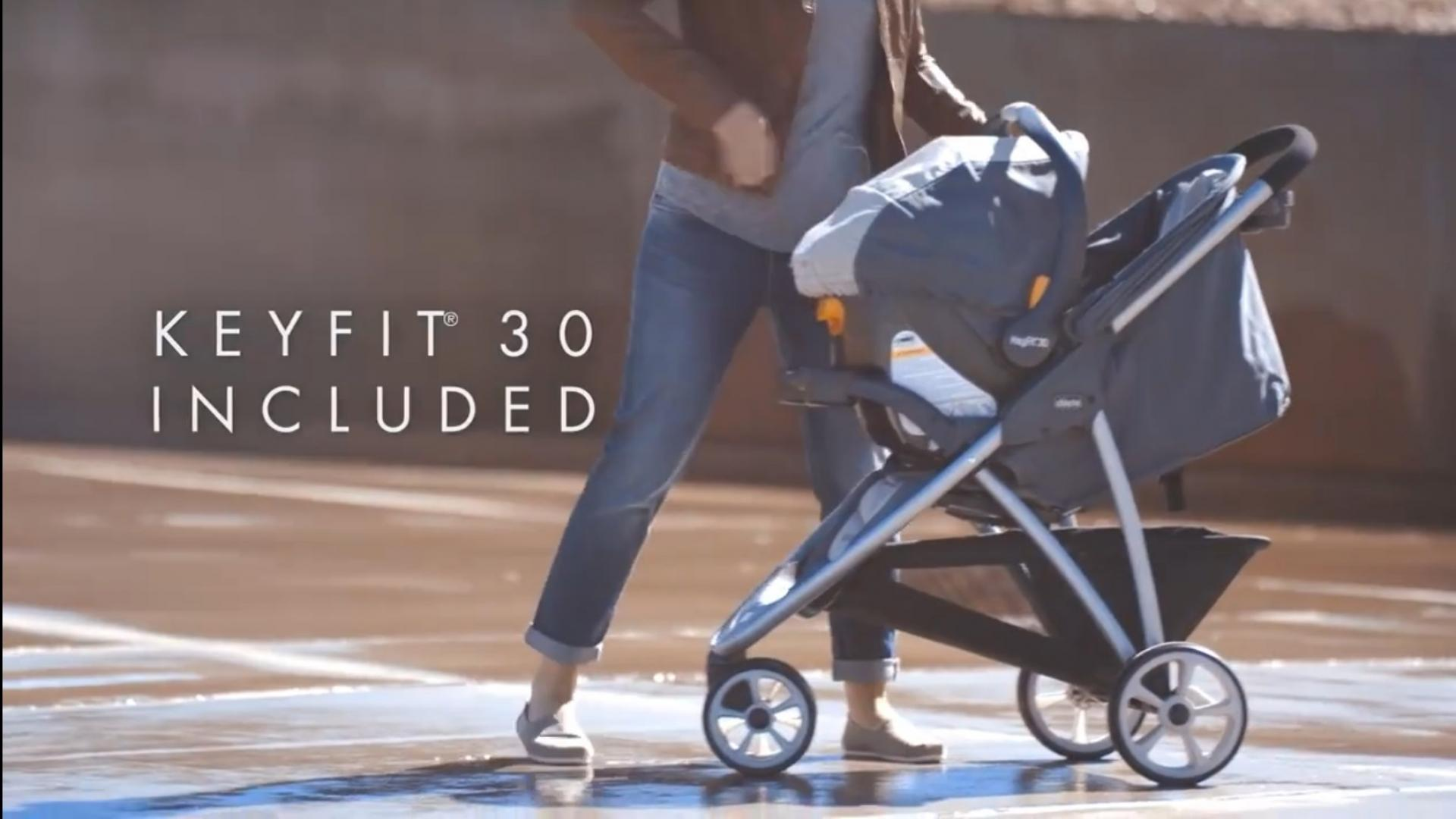 Chicco Viaro Travel System.mp4