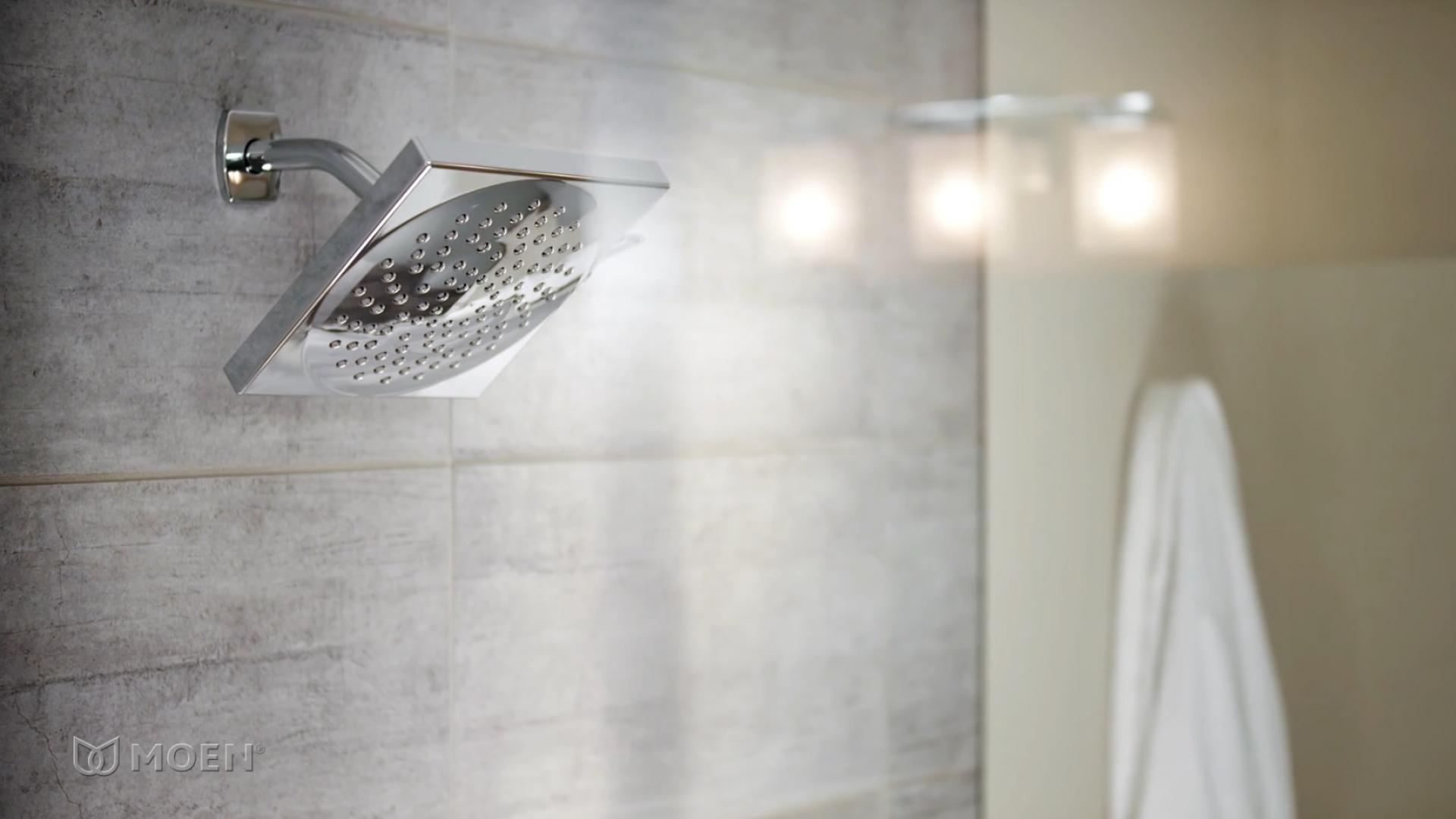 Moen Velocity 2-Function Shower Head