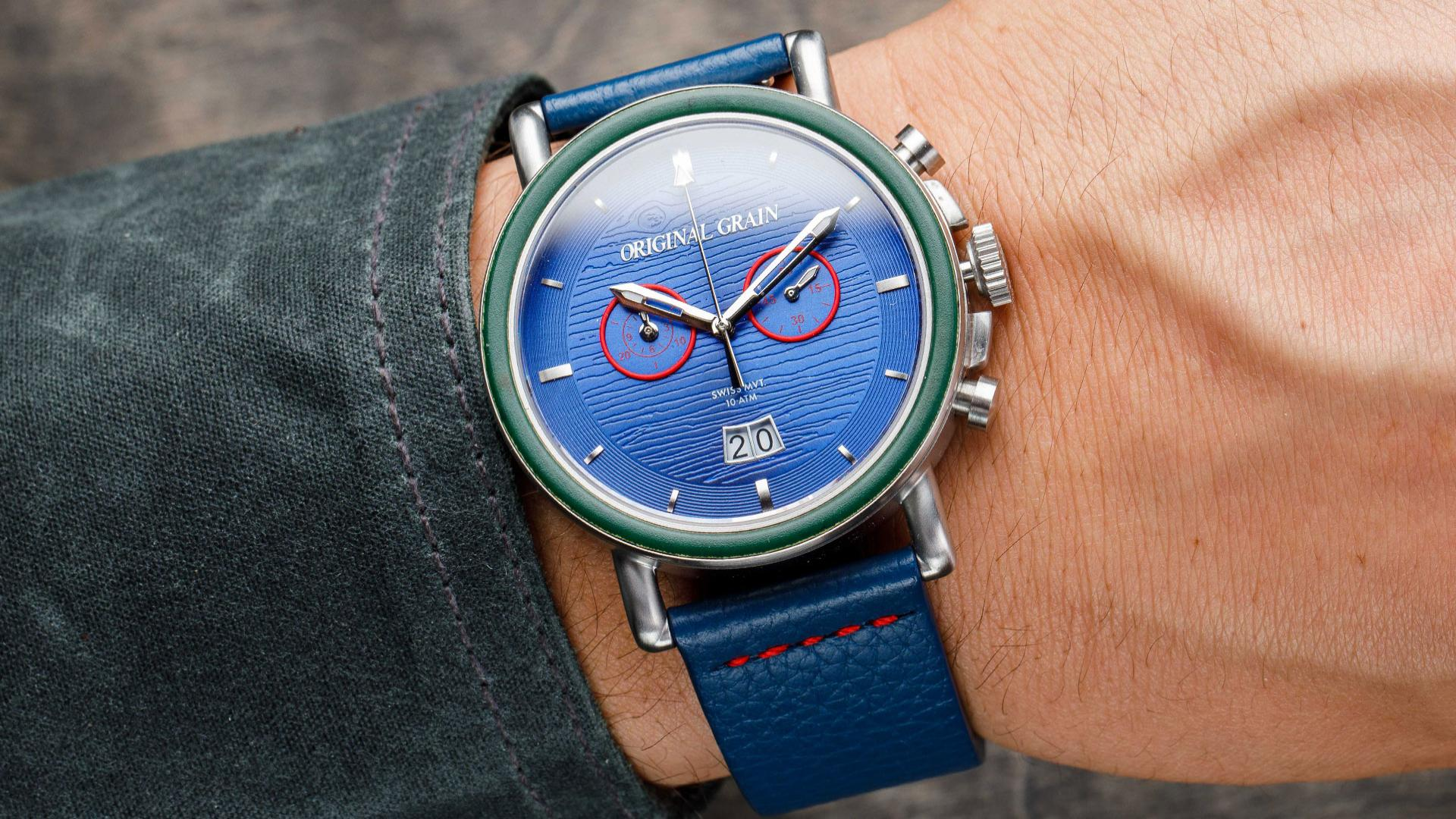 The Wrigley Field Chrono - Product Spotlight