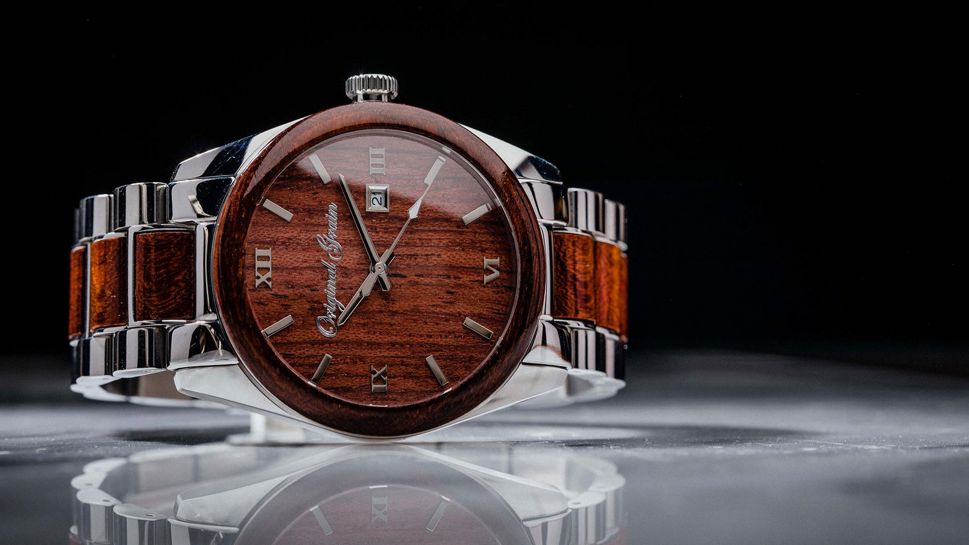 The Rosewood Classic - Handcrafted Process