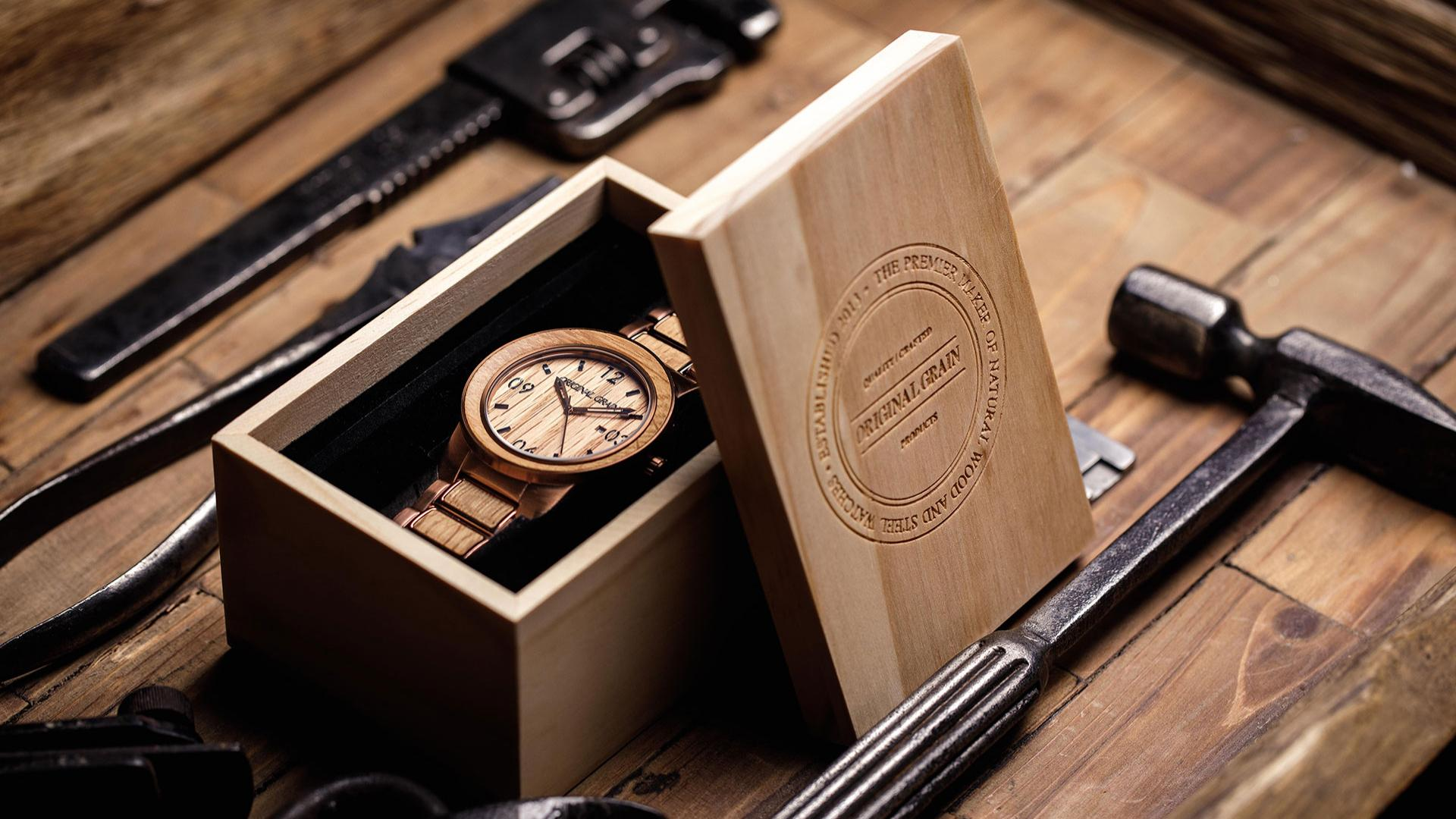 Whiskey Barrel 47mm Product Spotlight