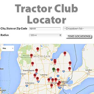 Tractor Club Locator on AntiqueTractorBlog.com