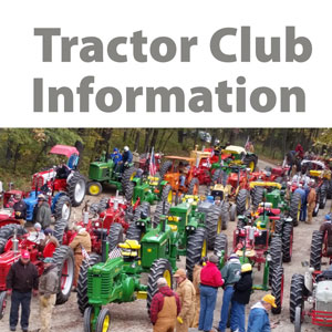 Tractor Club Information